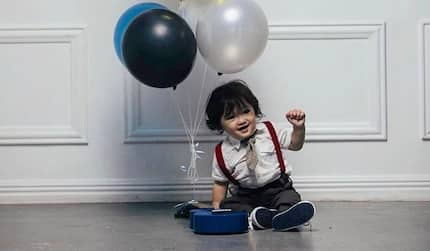Kylie Padilla shows off expensive gifts received by baby Alas on his 1st birthday party