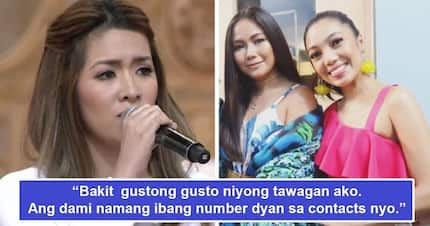 Naimbyerna daw siya! Angeline Quinto allegedly disgusted by Yeng Constantino and Jona's pranks