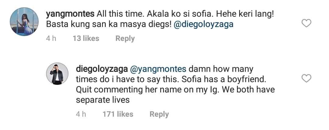 Diego Loyzaga, may matinding rebelasyon tungkol sa totoong estado ng relasyon nila ni Sofia Andres