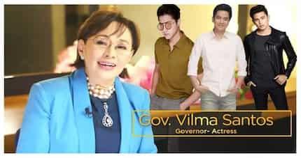 Vilma Santos, bet na bet ang 3 Kapamilya young heartthrobs na makatrabaho