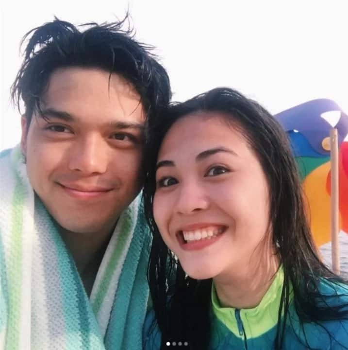 """""""Hindi pa Kami"""" Elmo Magalona insist that he and Janella Salvador are not yet in a relationship"""
