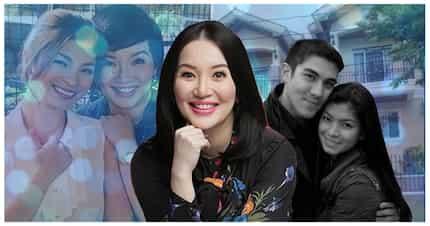"Binuking ni ate! Kris Aquino, reveals Angel Locsin purchased a ""dream home"" with ex-BF Luis Manzano"