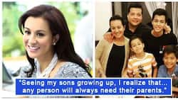 Sobrang ineenjoy ang motherhood! Mikee Cojuanco loves having sons
