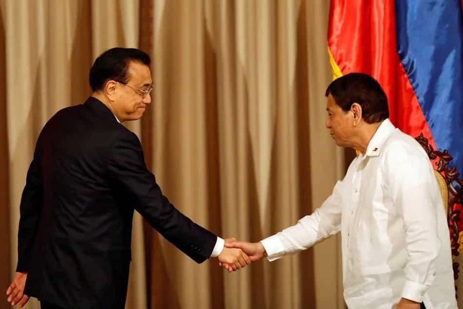 Malaki ang naitulong! President Rodrigo Duterte thanks China for helping in Marawi Crisis