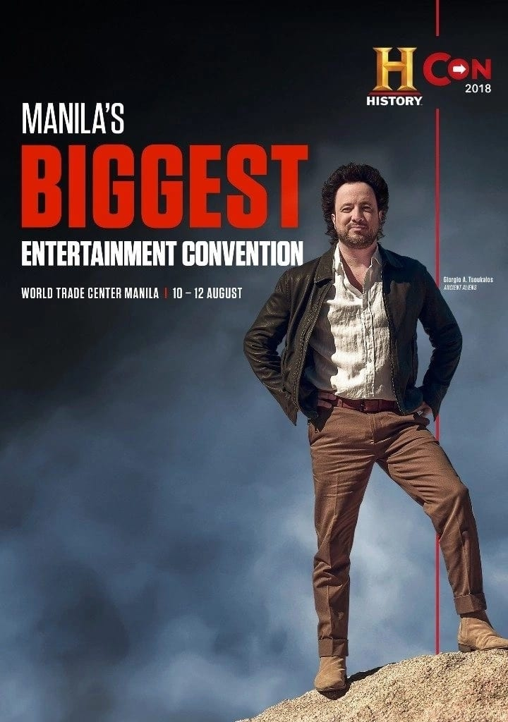 Manila Guide: 4 Awesome events in Metro Manila this week, August 6 – 10