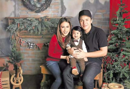 Despite wants, Paul Soriano shares reason for not giving baby Seve a sibling yet