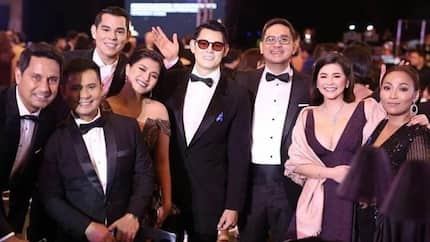 Former Kapuso stars' epic reunion at ABS-CBN Ball 2018
