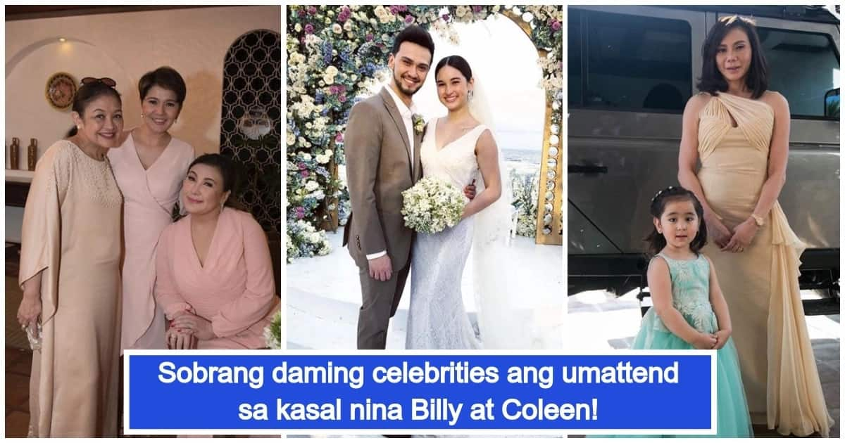 Star Studded Talaga Celebrities Spotted In Billy Crawford And