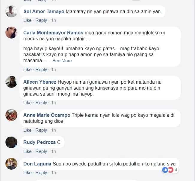 Hindi na naawa sa matanda! Poor elderly vendor receives fake P1,000 bill from heartless customer, netizens react