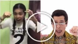 Yaya Dub doing the PPAP song will give you good vibes!