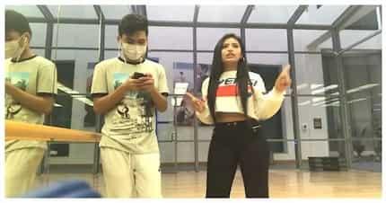 Michael Pacquiao at girlfriend na si Yazmin Aziz, nag-release ng kanta
