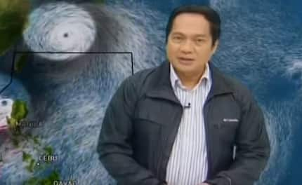 Hilarious video of Mang Tani trying to hold back laughter during weather report goes viral