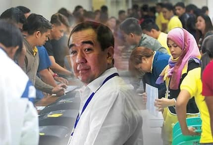 READ: COMELEC employees call for unity, back Bautista
