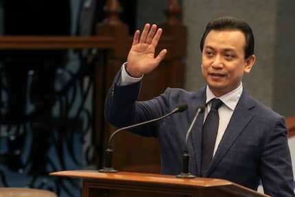 Another Makati court has not issued an arrest warrant yet against Senator Trillanes