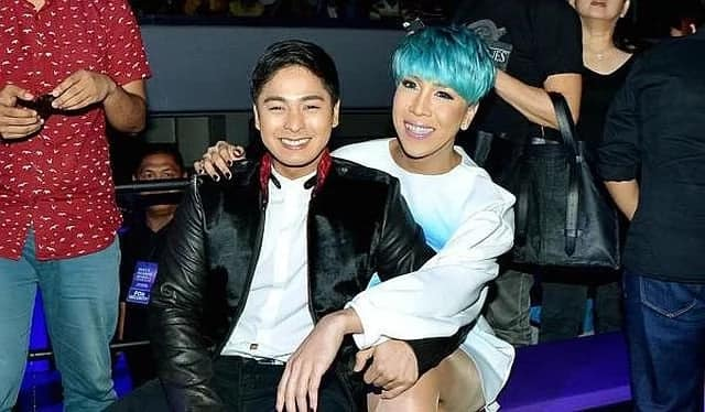 Coco Martin not in good term with Vice Ganda?