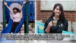 Parang kelan lang! Former child star Serena Dalrymple turns 27