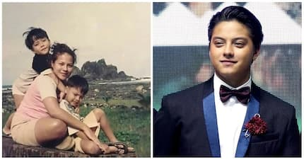 Totoy pa si DJ! Karla Estrada shares adorable throwback photo of her with young Daniel Padilla in Baler