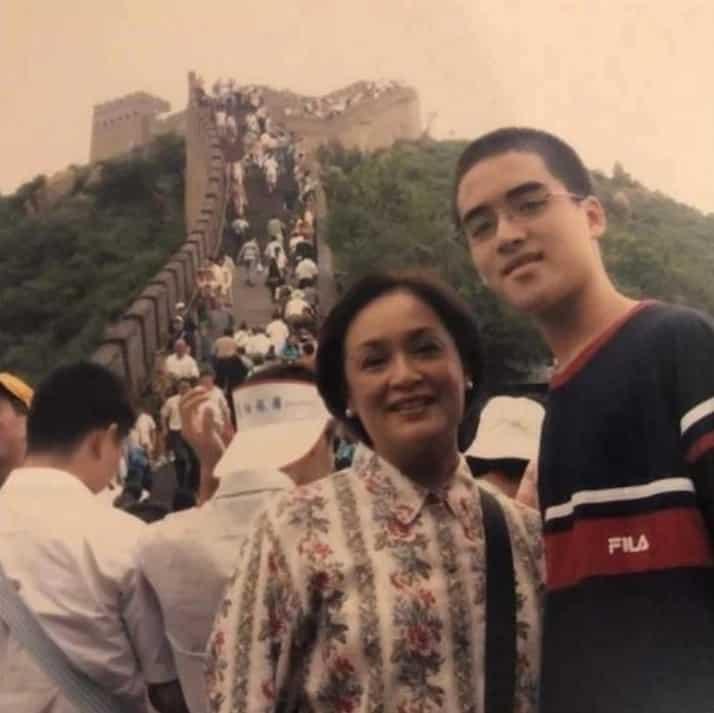 Sobrang cute ng mag-ina! Adorable and sweet photos of Coney Reyes and son Vico Sotto