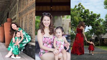 9 feel-good twinning photos of Marian Rivera and Baby Zia the world needs to see