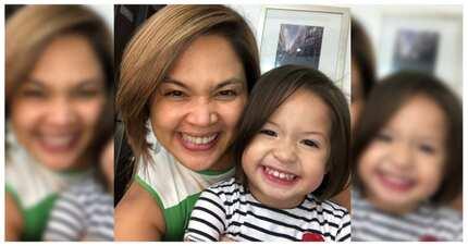 Twinning ang mag-ina! Judy Ann Santos and daughter Luna sport textured bob haircut