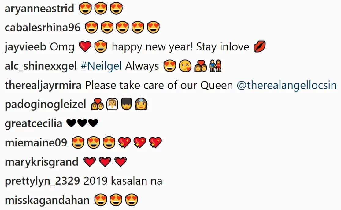 Ginalingan masyado! Neil Arce opens 2018 with a bang with his sweet message for rumored girlfriend Angel Locsin