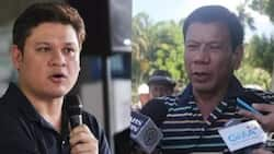Duterte's son against new DOLE appointee