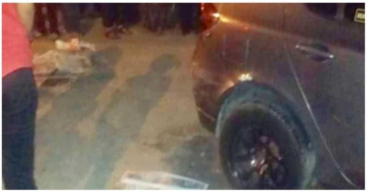 Tatay, aksidenteng nasagasaan ang kanyang 2 taong gulang na anak