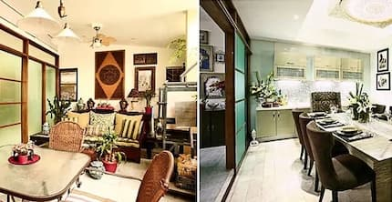 Mas pipiliin paring umuwi sa nanay! Inside look at Enrique Gil's family home with a Modern Asian feel