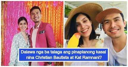 Save the date na! Christian Bautista to marry fianceé Kat Ramnani by the end of the year