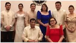 Lodi petmalu! Pamilya Duterte agaw-eksena sa kanilang SONA 2018 stylish looks