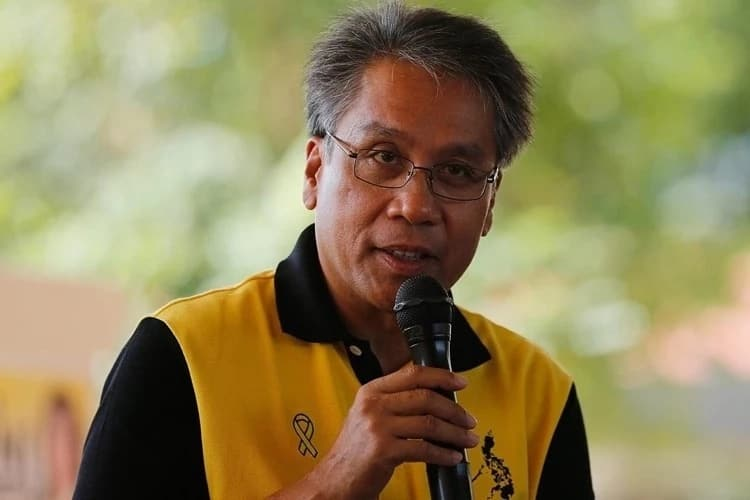 Mar Roxas allegedly hurt by Kris Aquino's tirade against Korina Sanchez