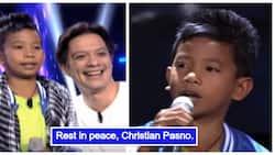 The Voice Kids contestant mula sa team ni Coach Bamboo, pumanaw sa aksidente