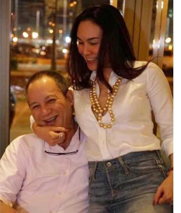 """Tonyboy Cojuangco, nagbigay ng pahayag tungkol sa mga tumatawag kay Gretchen Barretto na """"kabit"""" at """"gold digger"""""""