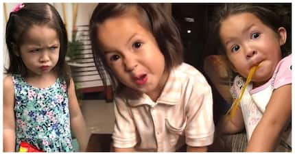 "Sobrang cute! Luna Agoncillo charms netizens with her funniest response to ""You're so cute!"""