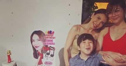 Bati na talaga! Jenine Desiderio celebrates birthday with daughter Janella