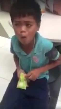 Kid singing tagalog version of Dance with my Father went viral