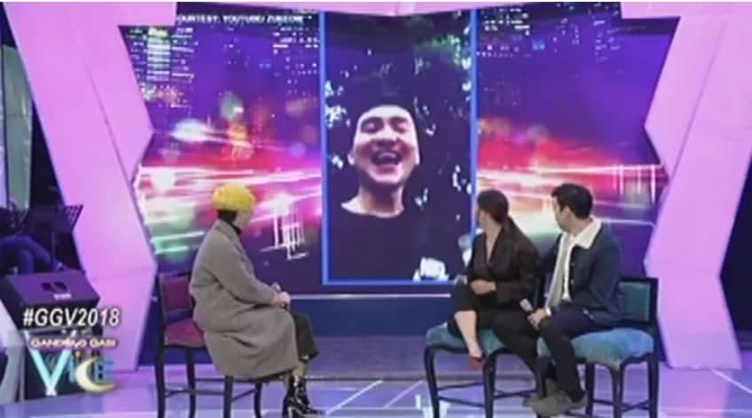 Di parin siya tantanan! Vice Ganda surprised Erich Gonzales with a video of Xian Gaza