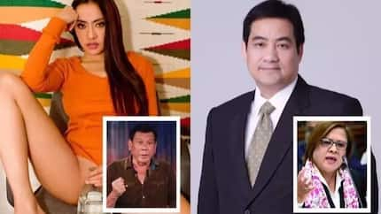 Prominent Filipinos who are Duterte supporters vs. Prominent Filipinos who are De Lima supporters