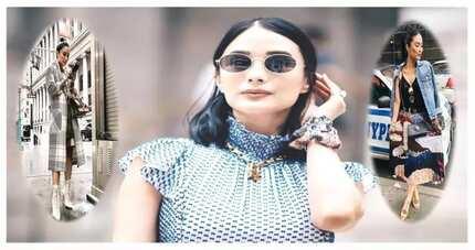 7 Yayamaning OOTD fashionista looks ni Heart Evangelista sa NYFW