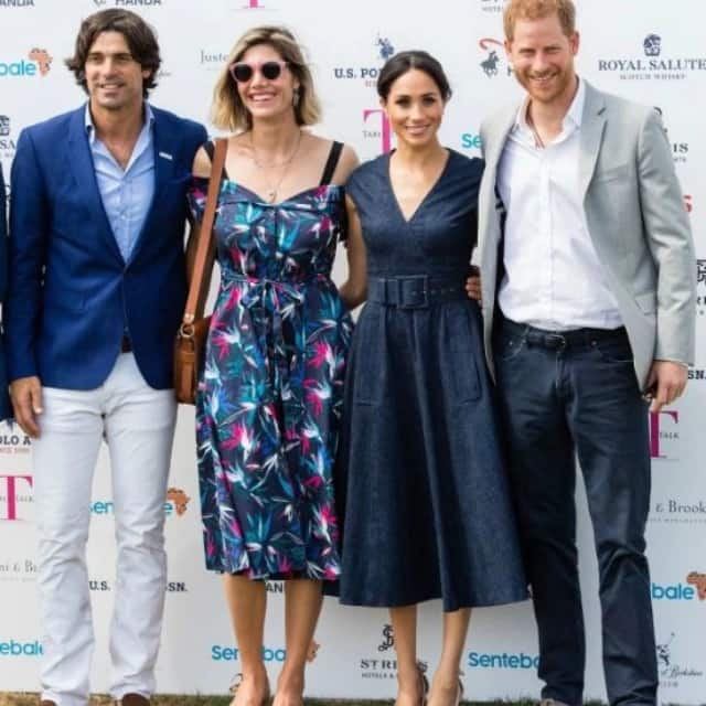 Meghan Markle at Prince Harry nag PDA to the max sa Polo Cup, palasyo walang nagawa