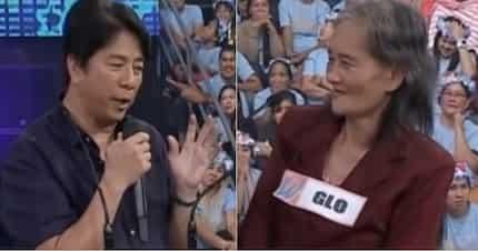 Napasabak si Kuya Wil sa ingleserang lolang contestant na magna cumlaude graduate pala
