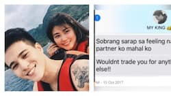 Sobrang nakakaiyak talaga! Hashtag Franco's endearing messages for his girlfriend shows how much he loves her