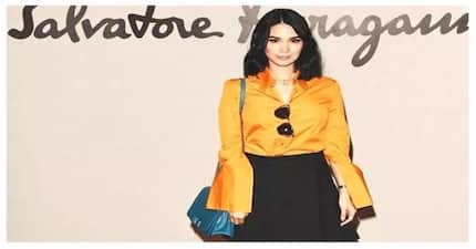Heart Evangelista rumampa na naman sa Milan Fashion Week