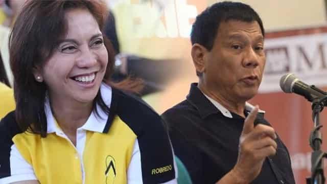 Robredo to fight Duterte for human rights – Malacañang