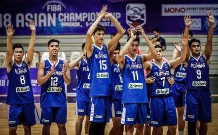 Isang panalo na lang ang kailangan at pasok na ang Batang Gilas sa FIBA U19 World Cup berth