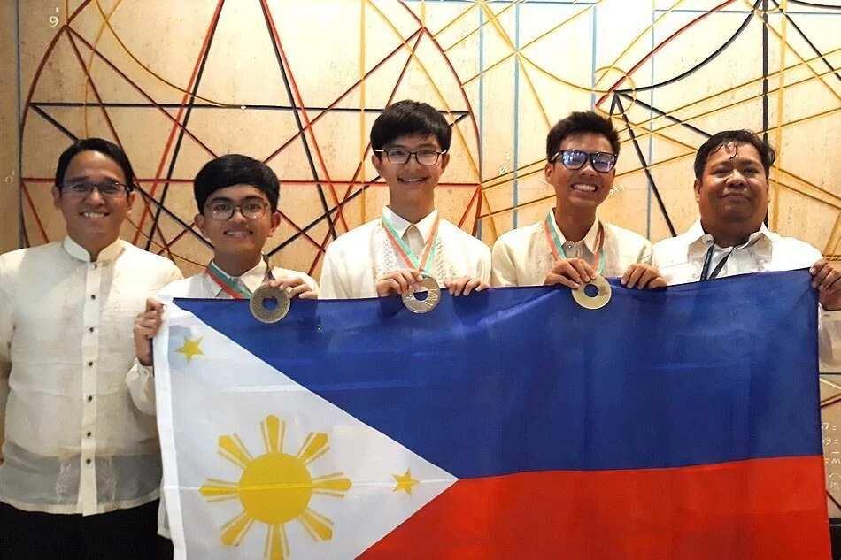 Galing ng batang Pinoy! 3 mga estudyanteng Pilipino ang nag-uwi ng mataas na karangalan sa bansa