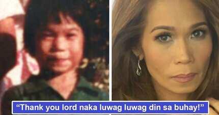 Sobrang layo na talaga narating niya! Pokwang proudly shares then and now photo, 'Thank you Lord nakaluwag-luwag din sa buhay'