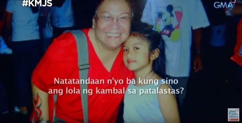 Kambal ni Lumen's emotional reunion with Lola Obang from Surf commercial goes viral
