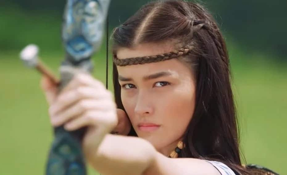 Liza Soberano defends herself from netizens saying she's not Pinoy enough to play her 'Bagani' role