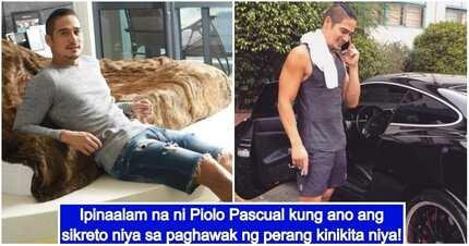 Financial advice mula sa mayaman! Piolo Pascual gives simple but effective tips on how to save money
